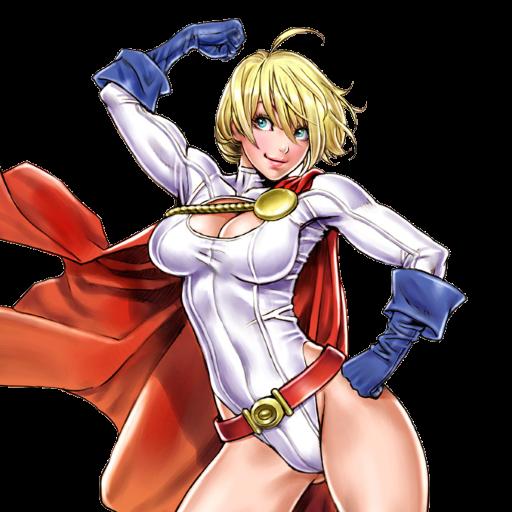 Portrait for Power Girl