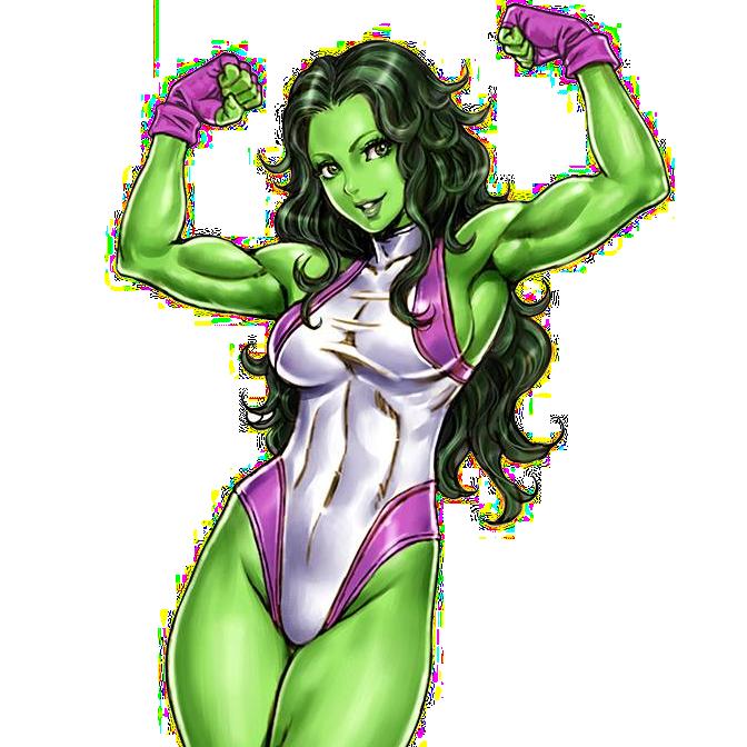 Portrait for She-Hulk