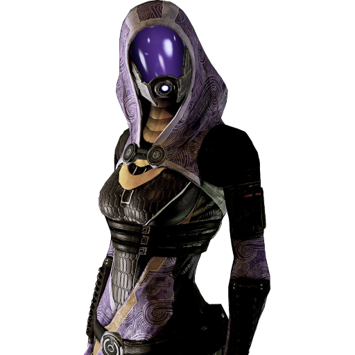 Portrait for Tali'Zorah nar Rayya